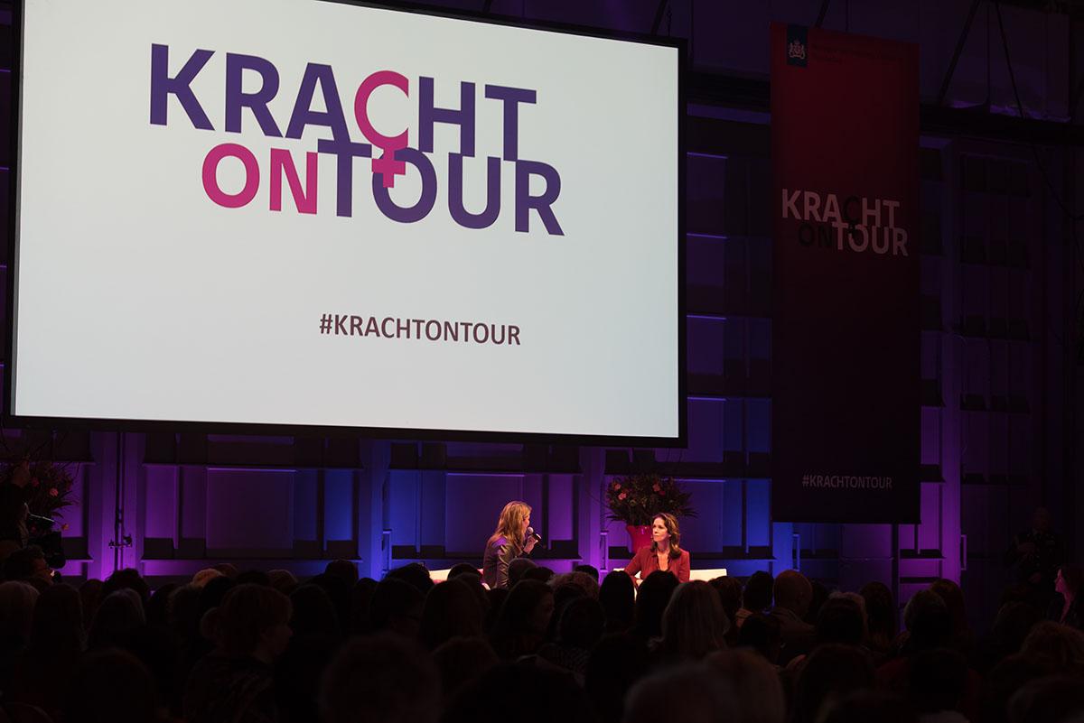 Eventfotografie bijeenkomst Kracht on Tour
