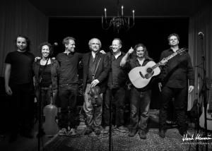 Concertfoto Concert Eric Kerns - The band - Parel van zuilen - Parelsessies