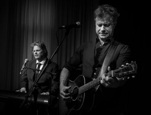 JW Roy en Roel Spanjers | Parelsessies | Concertfoto's