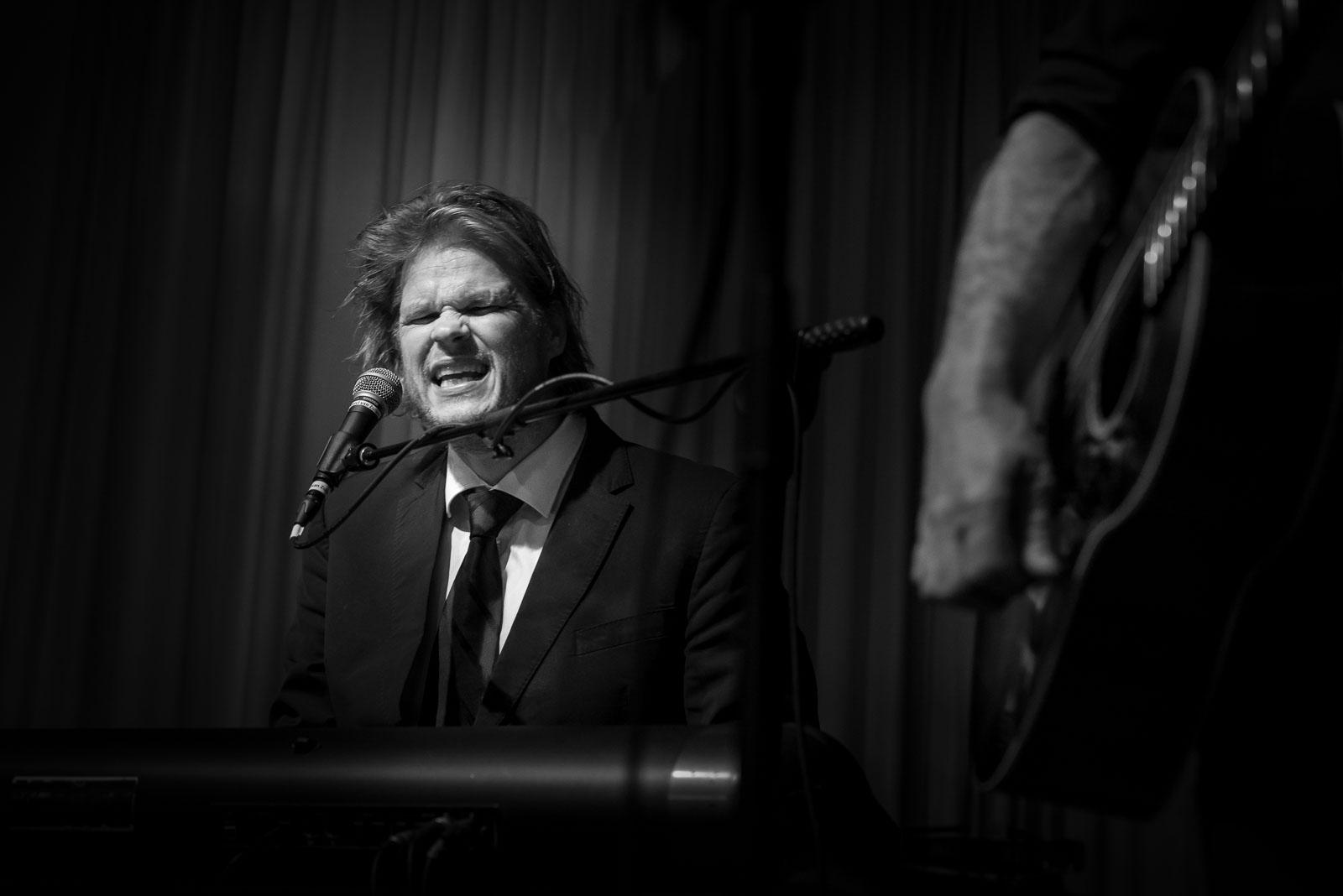 Roel Spanjers en JW Joy Parelsessies Concertfoto optreden