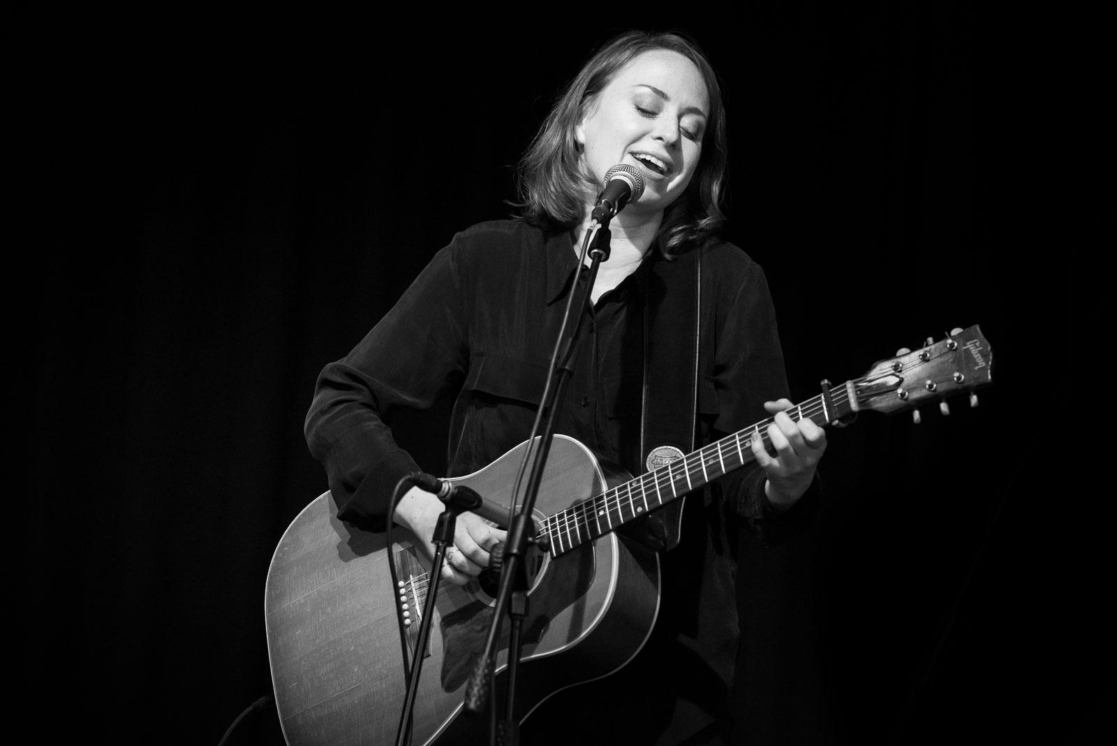 Stephanie Struijk Parelsessies Concertfoto Close-up