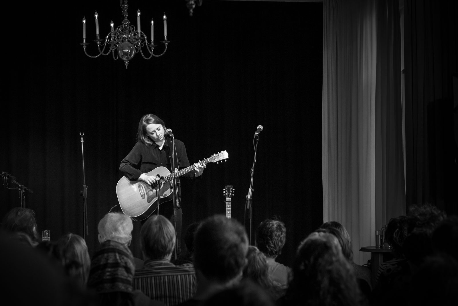 Stephanie Struijk Parelsessies in de Parel van ZuilenConcertfoto