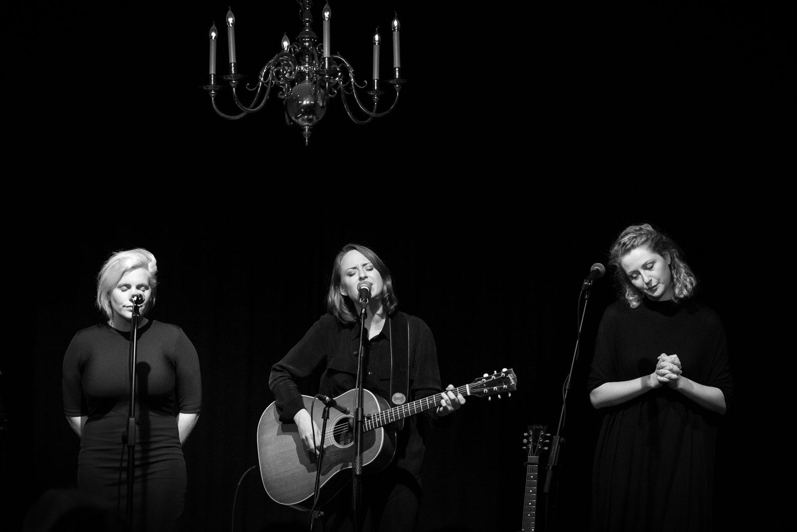 Stephanie Struijk vocals Parelsessies Concertfoto