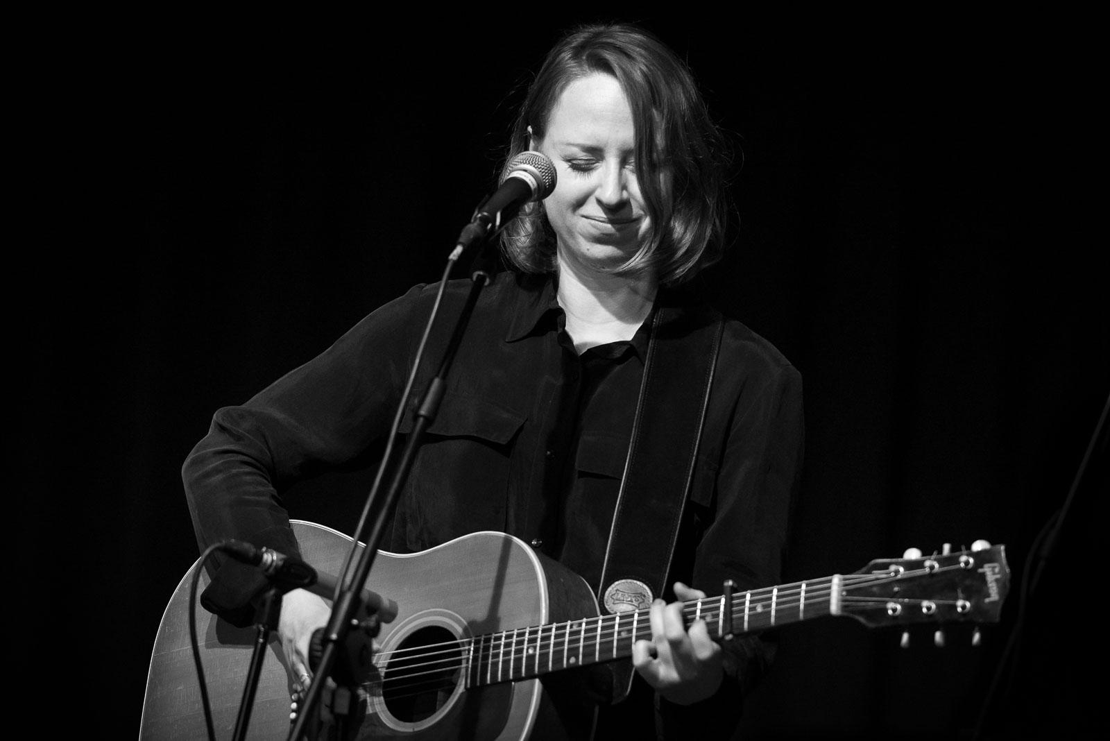 Stephanie Struijk Close-up Parelsessies Concertfoto