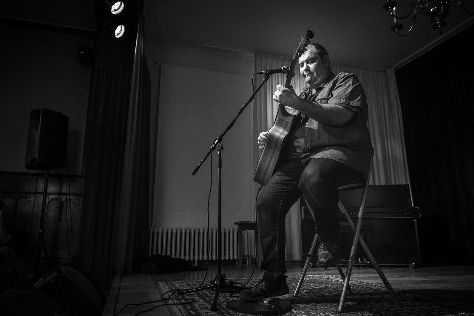Lloyd Spiegel Concert Parelsessies Utrecht