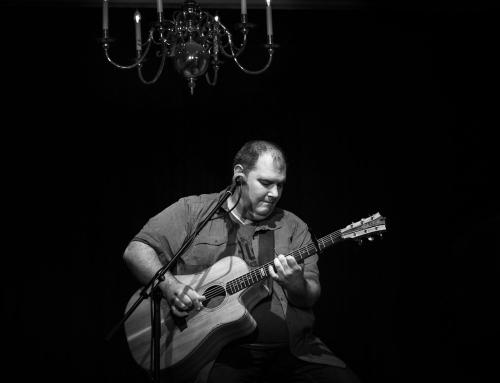 Lloyd Spiegel | Parelsessies | Concertfotografie
