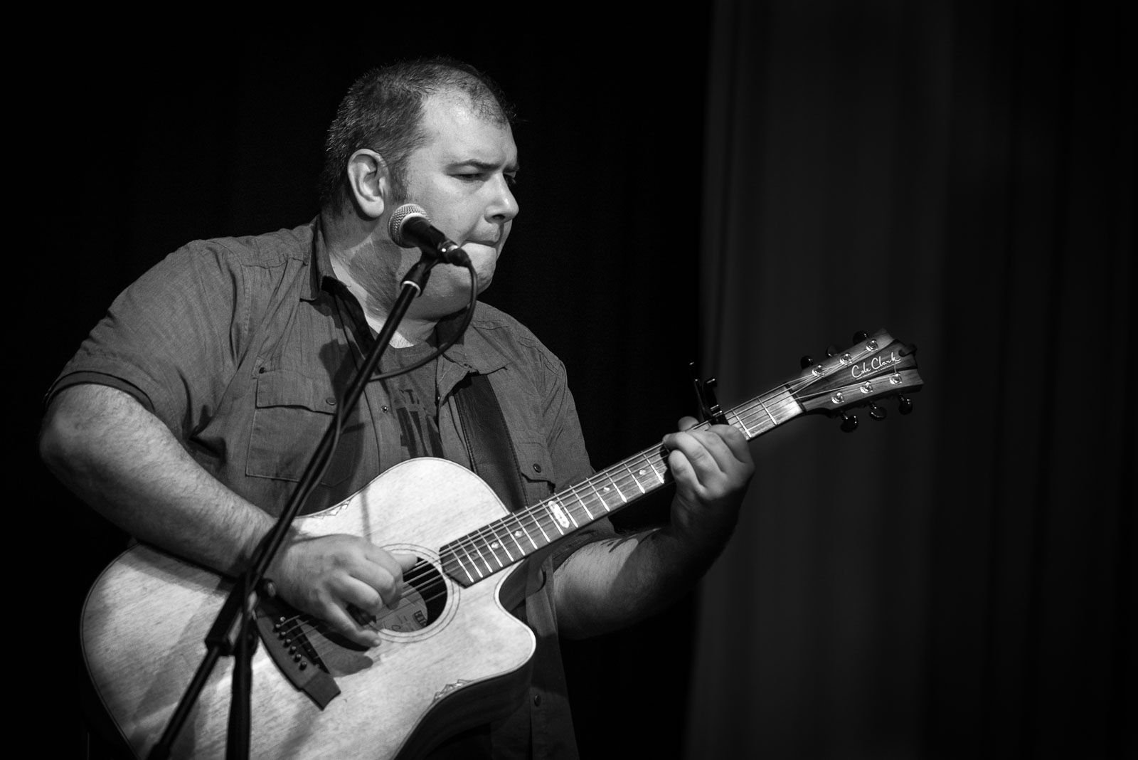 Lloyd Spiegel Concert Parelsessies Utrecht Solo