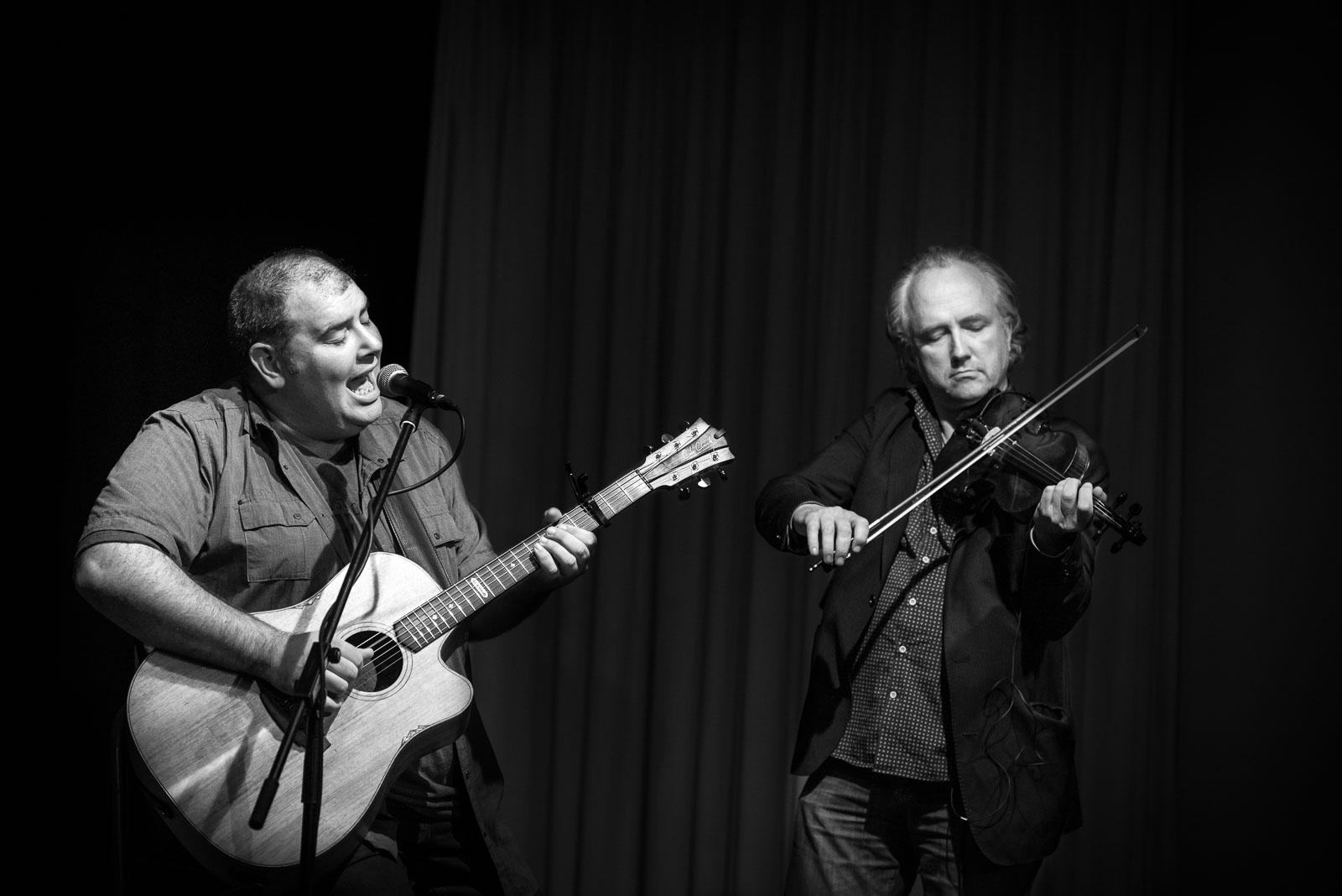 Lloyd Spiegel Concert met Joost van Es Parelsessies Utrecht