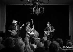 The Howlin' Brothers concertfoto's. Op de Parelsessies in de parel van zuilen
