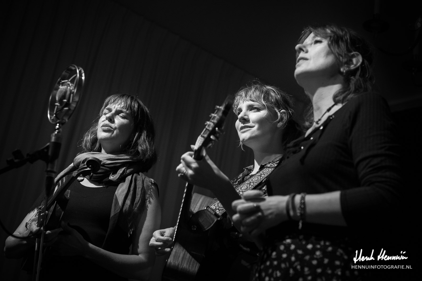 The Lasses & Kathryn Claire | Concert | Parelsessies