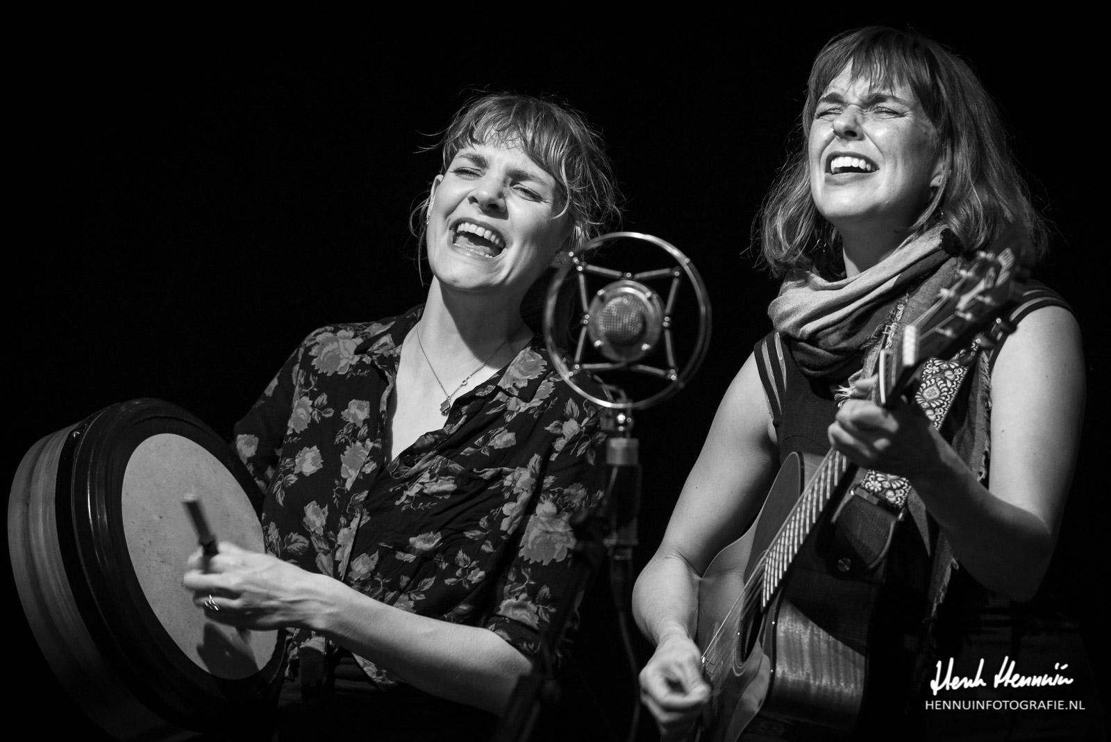 The Lasses & Kathryn Claire | Concert | Sophie ter Schure