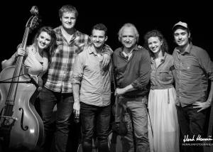 Cousin Hatfield Concertfoto bandfoto parelsessies