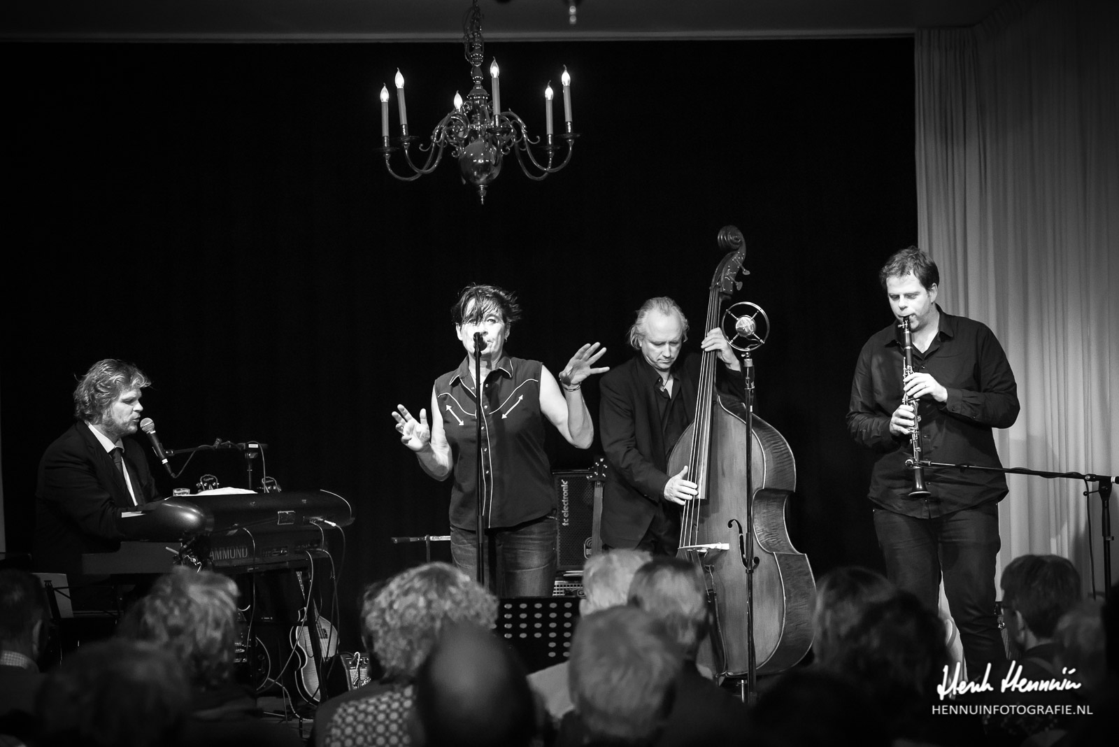 Frederique Spigt The Road Concert Parelsessies